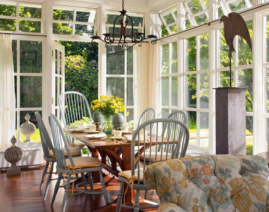 benefits of a conservatory