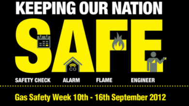 Photo of Gas Safety week (10-16th Sept)