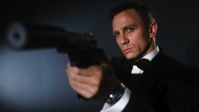 Photo of In the style of: James Bond
