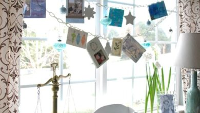Photo of How to Display Christmas Cards