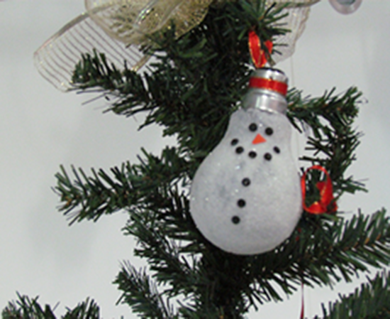 Ideal Home Show At Christmas How To Make Your Own Decorations