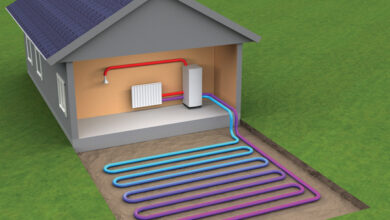 Photo of Introducing the ground source heat pump: our little eco secret