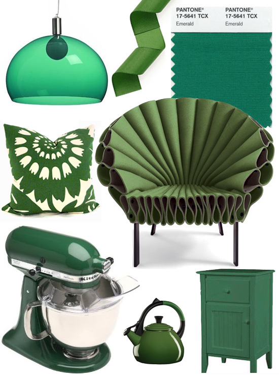 3 Home Decor Trends For Spring Brittany Stager: Pantone's Color Of The Year 2013