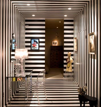 How To Decorate With Stripes Rated People Blog