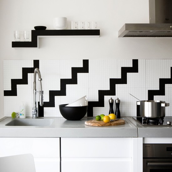 geometric interior design