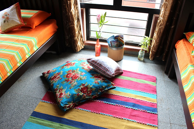 How has india influenced our home design for Home inspired by india rug