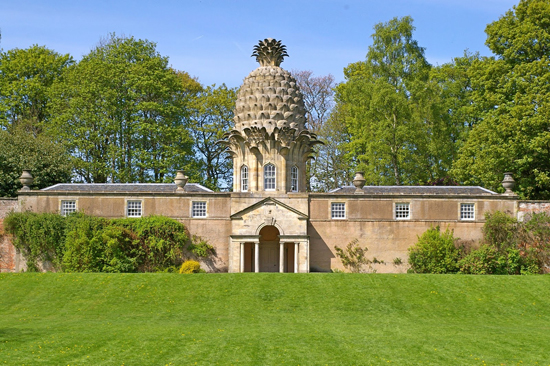 Pineapples in architecture - Rated People Blog