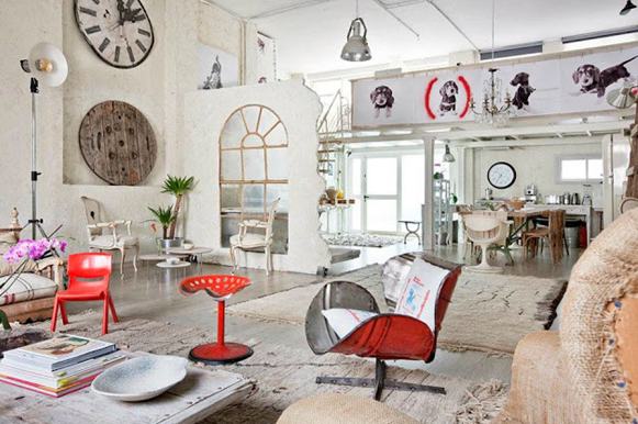 How To Give Your Home A Bohemian Look