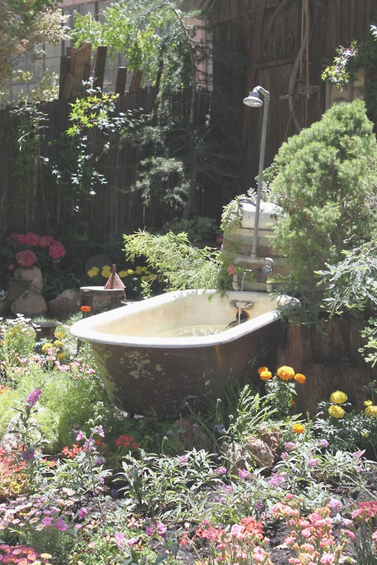 Would You Like a Garden Bathtub Rated People Blog