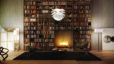 Photo of Home Library Ideas and Designs
