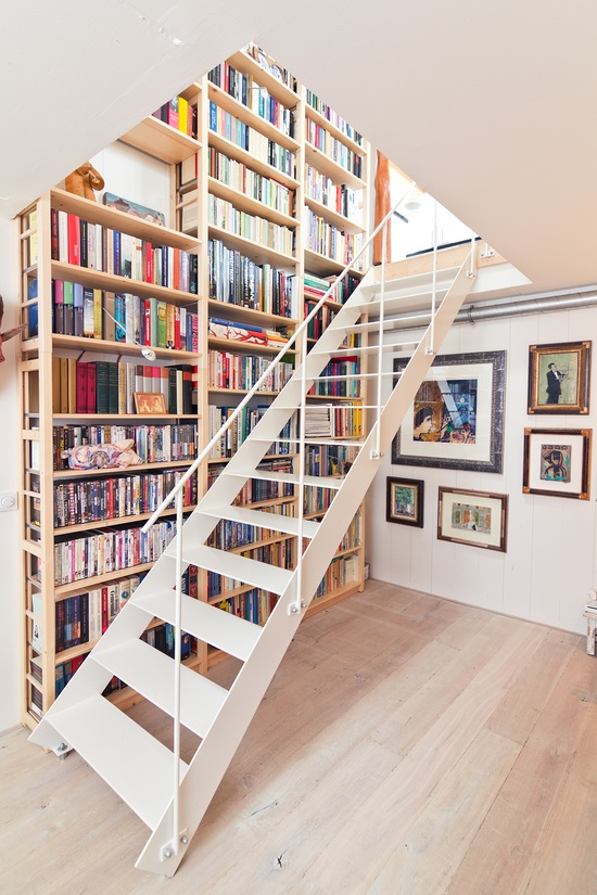 home library shelving