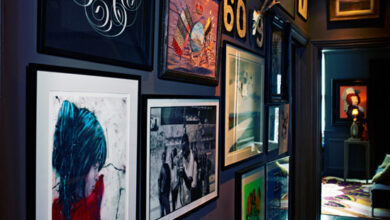 Photo of Home Décor Trend: The Art Wall