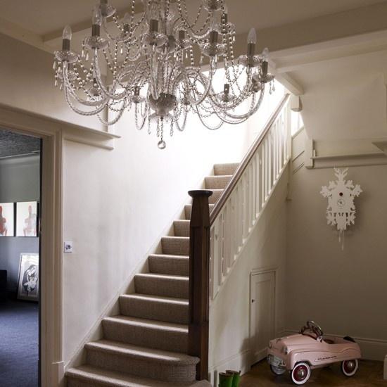 chandelierhallway