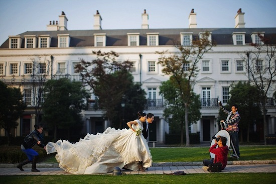 Wedding in Thamestown