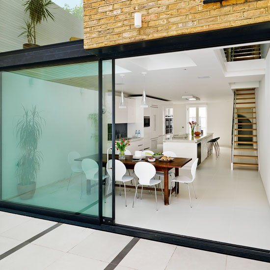 Modern-kitchen-extension