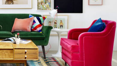 Photo of Old meets new – mixing modern and vintage decor styles