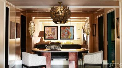 Photo of Inside Cameron Diaz's jewellery box apartment