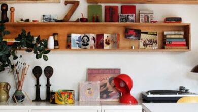Photo of Abigail Ahern's de-cluttering tips