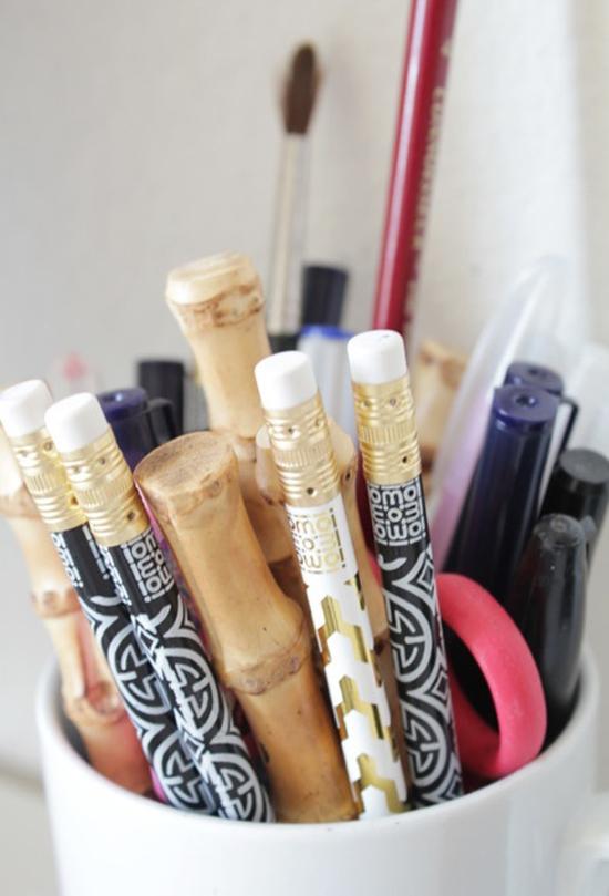 Pen clutter