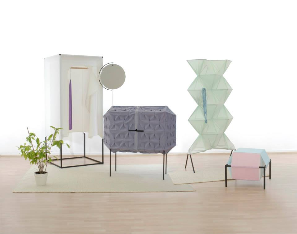 Superbe Lightweight Furniture By Meike Harde