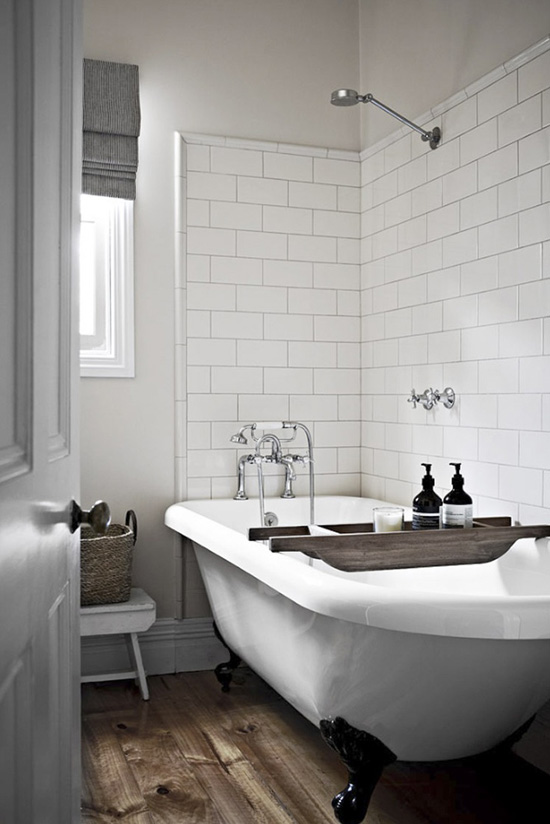 Bath With Shower Over the bath vs shower debate | rated people blog