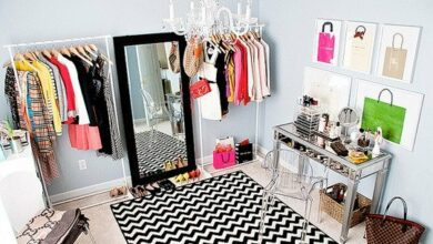 Photo of Dressing Room Design Ideas & Tips