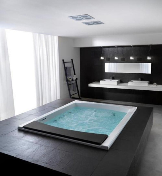 Jacuzzi indoor  Are Home Hot Tubs Still Popular? | Rated People Blog