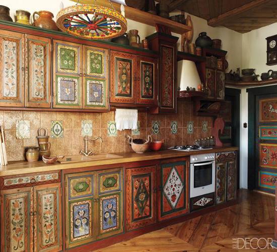 Exploring Russian Interior Design