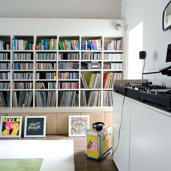 How To Create Custom Storage For A Vinyl Collection