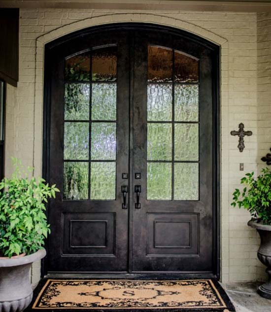 which front door