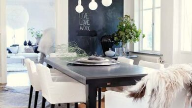 Photo of Reinvent Your Dining Room Decor