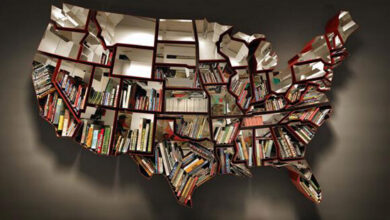Photo of The best bookshelf designs
