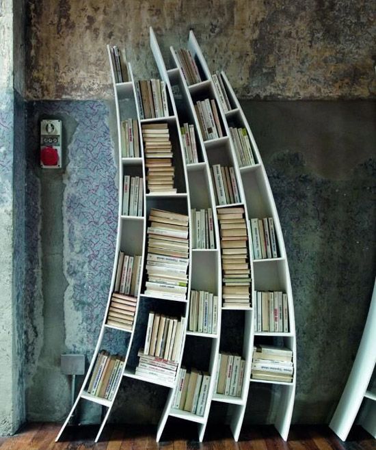 The Best Bookshelf Designs