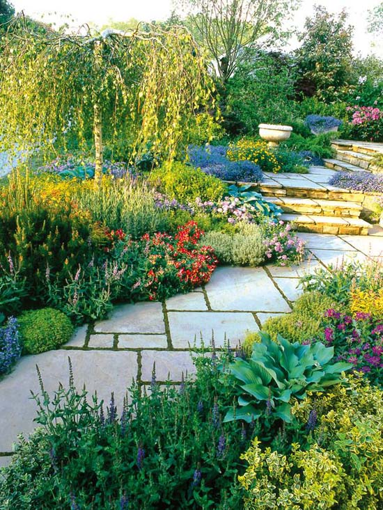 Garden design for non gardeners rated people blog - Small backyard landscape designs ...