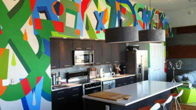 Photo of From street art to home art: decorating with graffiti
