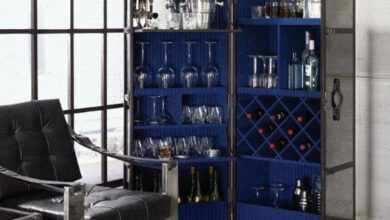 Photo of Home Bar Designs and Instalation Advice
