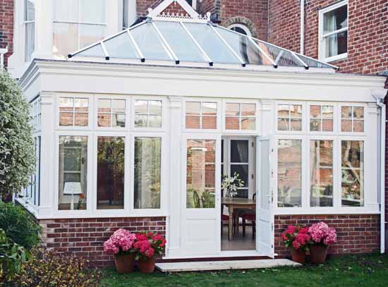 how to choose a conservatory
