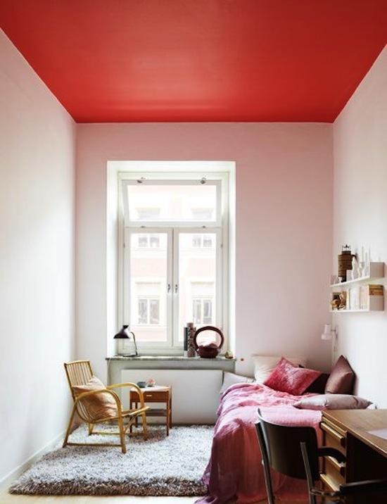 artex ceiling