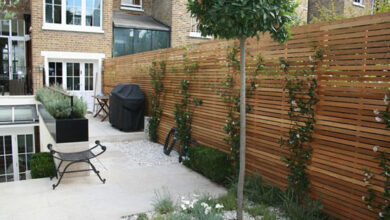 Photo of Fence ownership: who owns that garden fence?