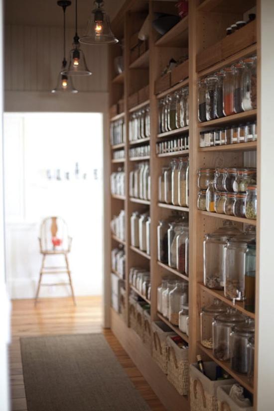 Kitchen Storage Solutions Create A Larder