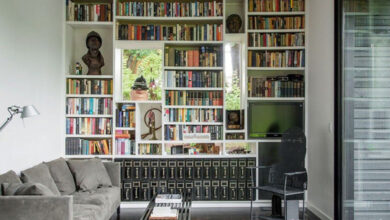Photo of 5 Inspiring Home Library Ideas
