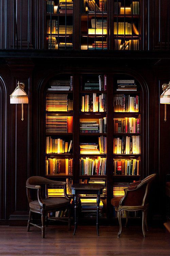 5 Inspiring Home Library Ideas