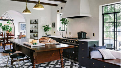 Photo of Black and Gold Decor Ideas