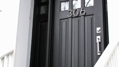 Photo of Making a good first impression with house names and numbers