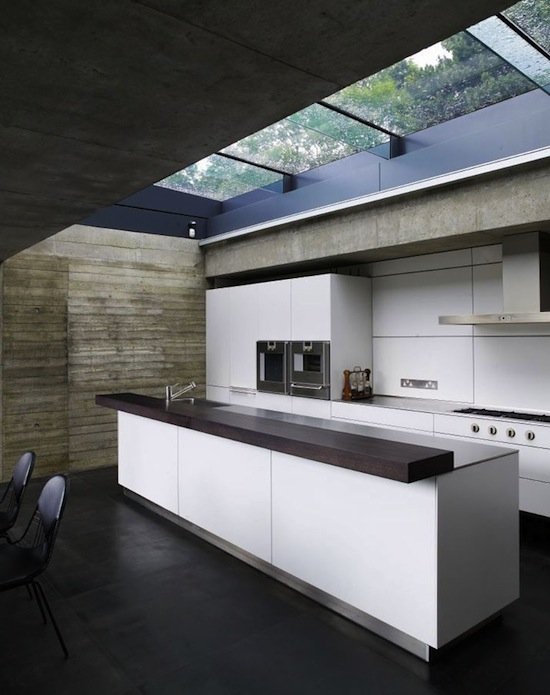 Choosing and installing a skylight rated people blog Kitchen design and fitting courses