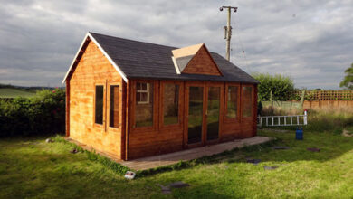 Photo of Shed vs. Summerhouse