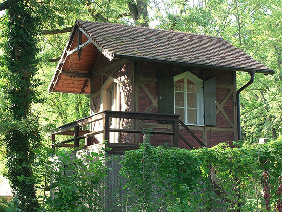summerhouse with character