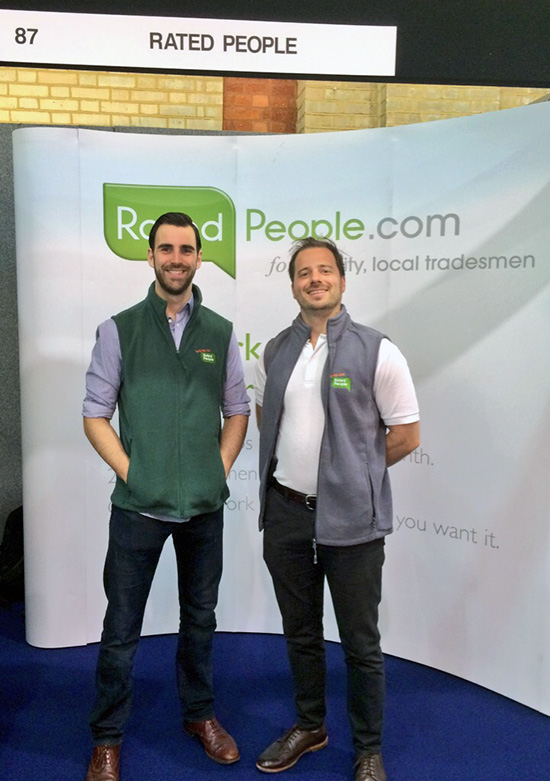 Rated People at PHEX+