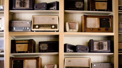 Photo of En vogue: Radios for the home