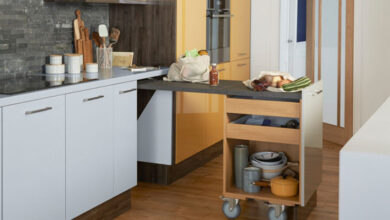Photo of Kitchen island alternatives for when you're short on space